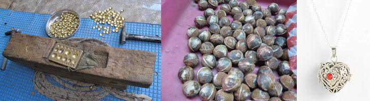 bijou bola artisanal indonésie