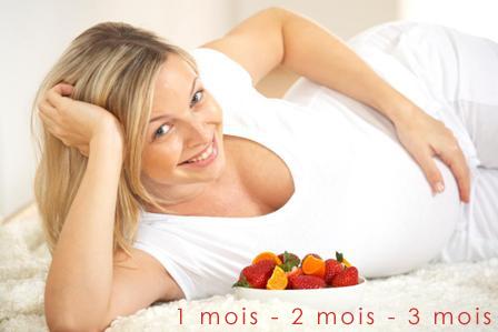 trois mois grossesse