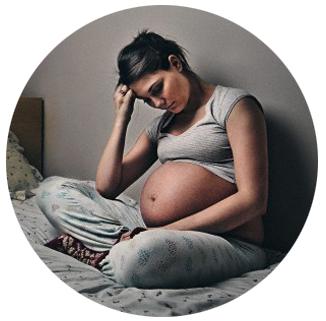 la dépression pendant la grossesse