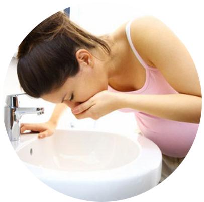 nausées pendant la grossesse