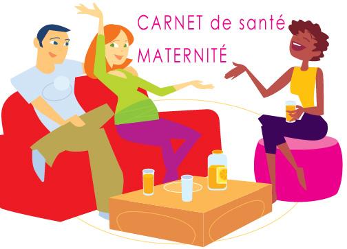 carnet de santé grossesse
