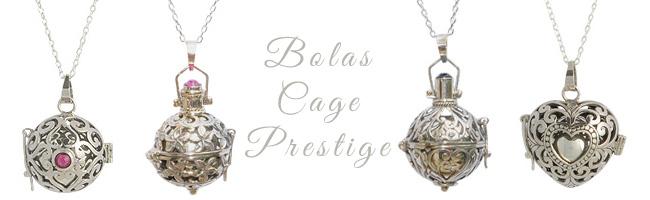 bolas de grossesse artisanal cage