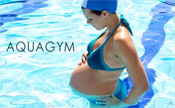 séance aquagym femmes enceintes