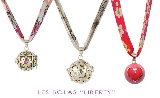 bijoux bola grossesse liberty