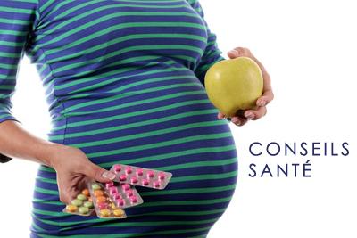 problème santé grossesse