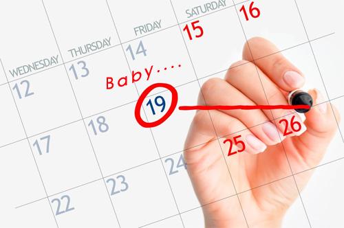 faire un bébé et date ovulation