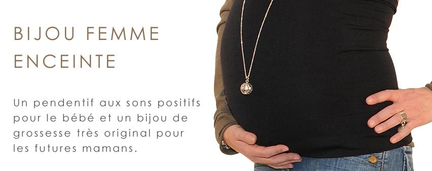 bijou pour femmes enceintes