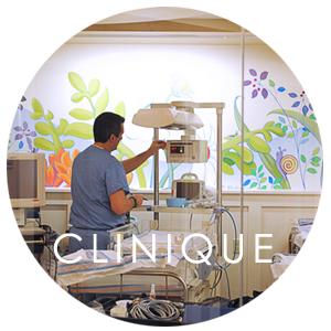 choix clinique pour accouchement