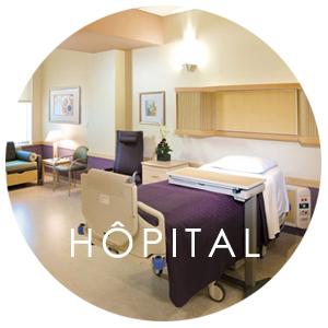 choisir l'hôpital accouchement