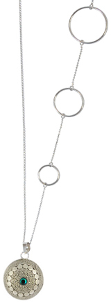 collier bola argent lolee