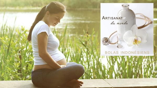 les effets du bola de grossesse pour bébé