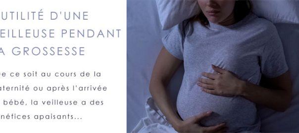 veilleuse maternité